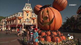 Disney brings the magic at Halloween Time