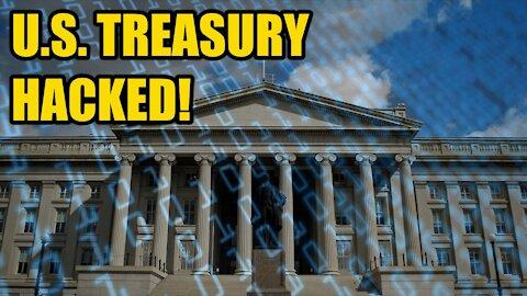 U.S. Treasury HACKED   Newsly with Natly
