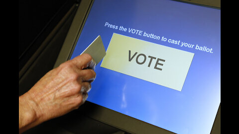 How To Hack An Election (Voting Machines)