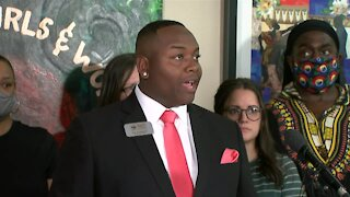 Press conference: Tay Anderson to resume Denver school board duties amid sexual misconduct investigation