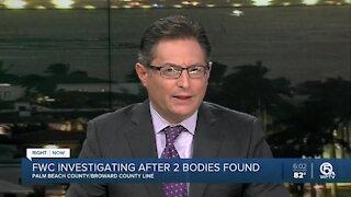 2 bodies found in water near Palm Beach/Broward County line