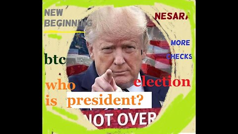 Utsava:19th president?Fake administration?Middle east-Nesara-Bitcoin crashed to NOTHING?Free energy
