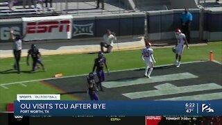 Oklahoma college football weekend sweep