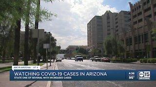 Arizona COVID-19 cases rising: Where do we stand?