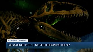 MPM reopens to the public Thursday