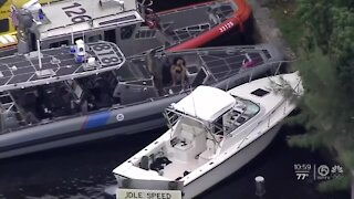 11 migrants detained in Pompano Beach