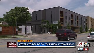 """Voters to decide on """"Question 1"""""""