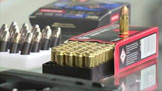 Pandemic disrupts supply of ammunition
