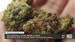 A look at Prop 207: Proposal aims to decriminalize marijuana in Arizona