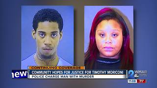 Community reacts to arrests made in Federal Hill homicide case