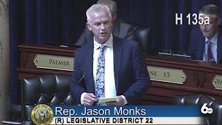 House overrides Idaho governor's veto on emergency powers
