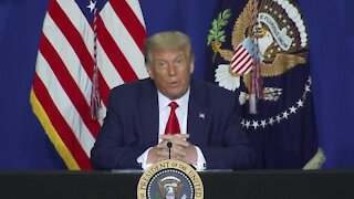 President Trump's visit to Kenosha