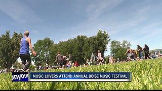 Boise Music Festival takes over Expo Idaho