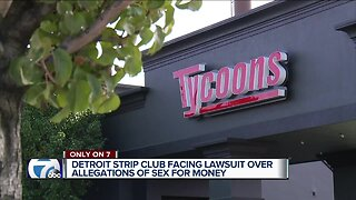 2nd Detroit strip club under investigation after accusations of soliciting prostitution