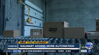 Walmart adding more automation