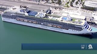 CDC warns 'all people' should avoid traveling on cruise ships