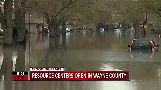 Resource centers open in Wayne County for those affected by floods