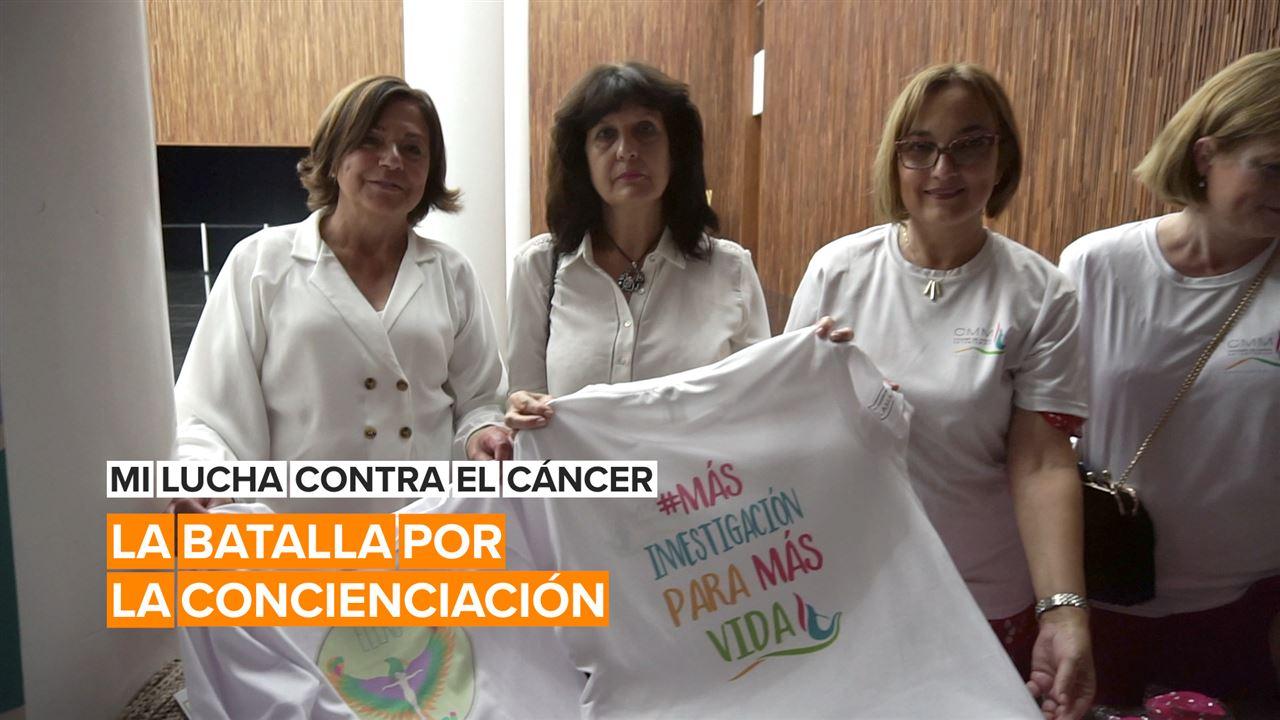 Mi lucha contra el cáncer: La batalla por la concienciación