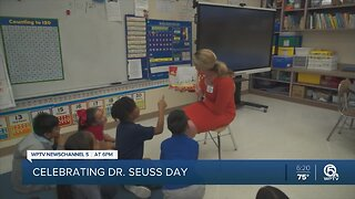 Celebrating Dr. Seuss Day