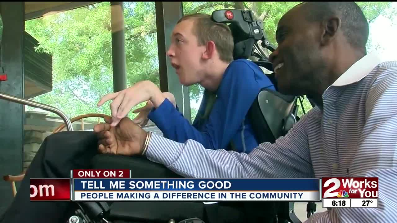 Tell Me Something Good - People Making a Difference in the Community