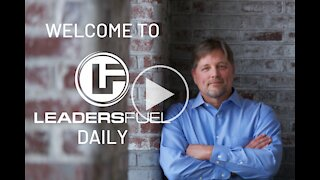 """Leaders Fuel Daily Episode 5: Michael Shamberger / From """"Coach"""" to Coach"""