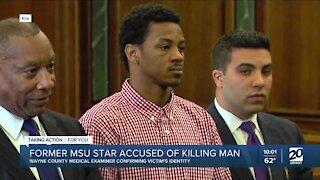 Former MSU basketball star Keith Appling accused of killing man