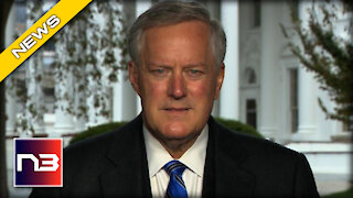 Mark Meadows Reveals the Deeper Meaning Behind Biden's Response to Border Crisis