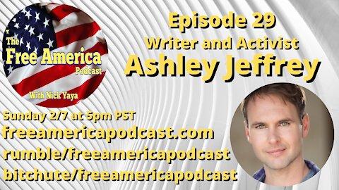 Episode 29: Ashley Jeffery