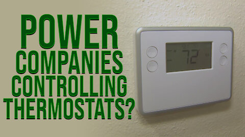 Power Companies Are Remotely Adjusting the Temperatures On 'Smart Thermostats'