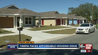 Tampa non-profit creating new, affordable housing in Jackson Heights