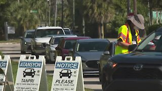 Palm Beach County teachers, employees get COVID-19 vaccine