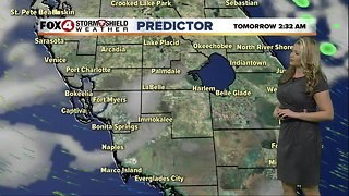 FORECAST: Warming up, storms expected Friday