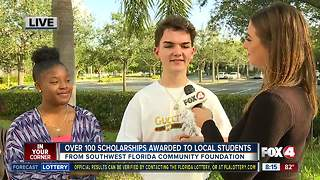 Southwest Florida Community Foundation awards 135 scholarships to local students - 8am live report