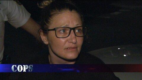 Closet Crashers, COPS TV SHOW