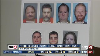 Lehigh Acres residents charged in Tampa-area human trafficking investigation