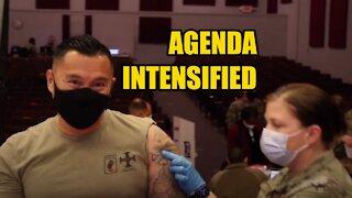 Vxzn Agenda INTENSIFIED