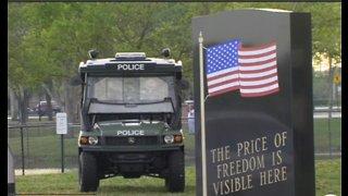 Security changes at VA Medical Center