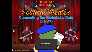 The GoldFish Report No. 629 Political Theater - Connecting the Globalist's Dots to NWO