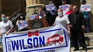 19-year-old running for Buffalo Mayor