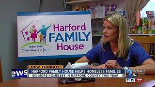 Harford Family House helps homeless families
