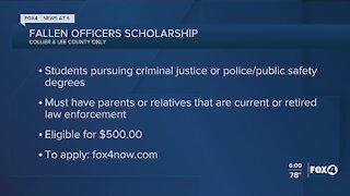 Fallen Officer Scholarships