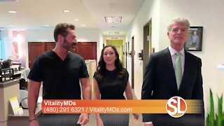 Learn about VitalityMDs for men and women's optimal health