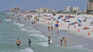 Health Officials Predict Potential COVID Spike After Spring Break