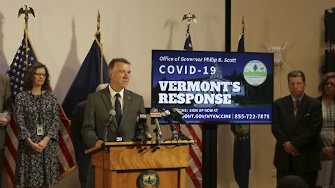 Vermont Lifts Remaining COVID Restrictions