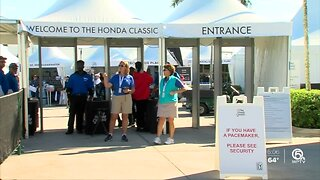 Security at the Honda Classic