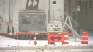 Street closures in effect ahead of President Biden's visit to Milwaukee