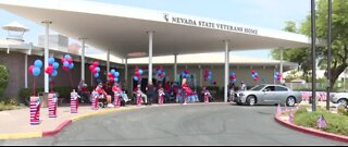 Nevada State Veterans Home celebrates 18th anniversary