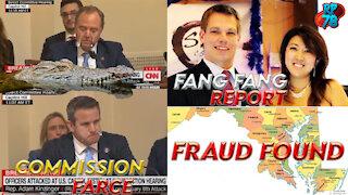 Jan. 6 Commission Hypocrisy, New Forensic Audits, SwalWell Report