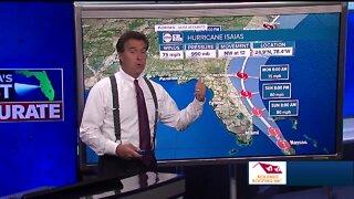 Tracking the Tropics | Saturday, 2 p.m. update