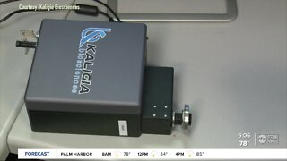 New, small portable COVID-19 testing device in development, awaiting FDA approval